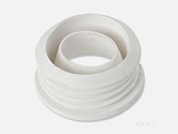 Rubber seal 5/4, white