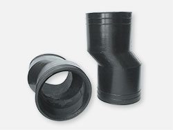 """Rubber adapter """"S"""""""