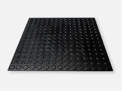 Rubber flooring 450x450x3mm