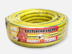 "Baštensko crevo 3/4"" armirano žuto"