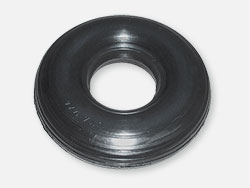 Točak gumeni 14x4