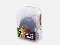Rubber O-rings 1/50 pcs