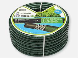 "Baštensko crevo 1/2"" troslojno Eco-green sa armaturom"