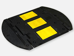 Forced speed decelerator (speed bump) 3cm